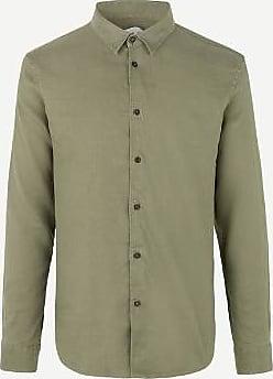 Samsøe & Samsøe Deep Lichen Green Liam NX Shirt - X-Small
