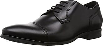 Geox Mens Malbert2Fit10 Oxford, Black, 42 EU/9 M US