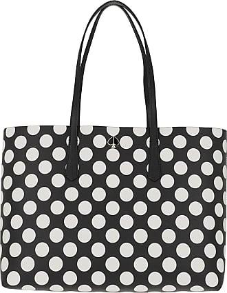 Kate Spade New York Molly Bikini Dot Large Tote Bag Black Multi Shopper schwarz