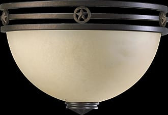 Quorum Lone Star Wall Sconce in Toasted Sienna