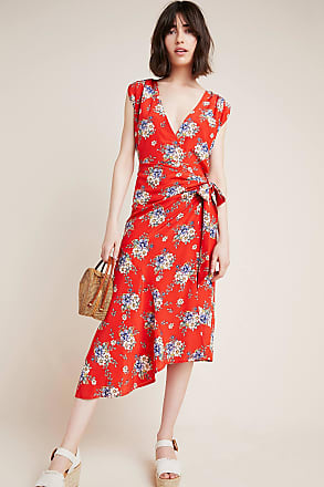 Yumi Kim Bouquet Silk Dress