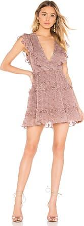 House Of Harlow x REVOLVE Juniper Dress in Mauve