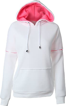 Isshe Pullover Hoodies for Women Womens Hooded Sweatshirt Jumper Womens Sweatshirts for Women Hoodie Plain Loose Casual Oversized Long Sleeve Sweatshirts wi