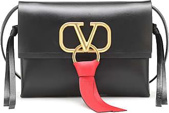 4a398c92ec99d Valentino Garavani Tasche VRING Small aus Leder
