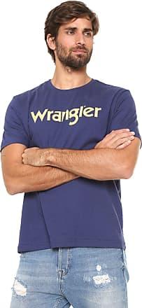 Wrangler Camiseta Wrangler Basic Azul