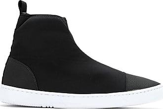 Osklen mid top sneakers - Black