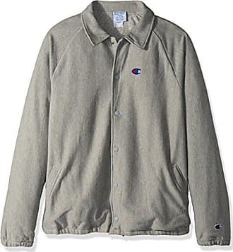 ceda001d54da Champion LIFE Mens Reverse Weave French Terry Coaches Jacket