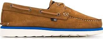 Woolrich Fashion Man WFM2010903130 Brown Leather Loafers | Spring Summer 20