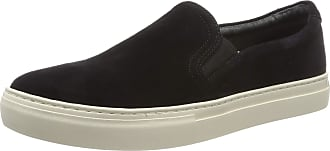 Vagabond Mens Paul Slip On Trainers, (Black 20), 9.5 UK