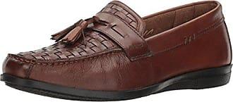 Dockers Mens Hillsboro Slip-On Loafer, Antique Brown, 9 M US