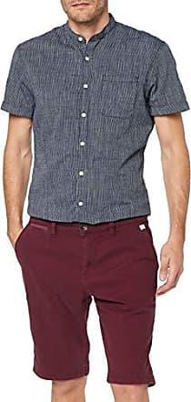Tom Tailor Jim Chino Shorts Pantaloni Bermuda Pantaloni Corti Uomo Slim Fit
