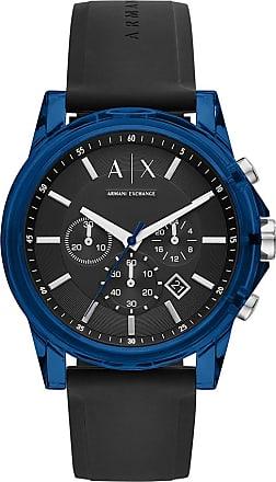 A|X Armani Exchange Relógio Quartz Outerbanks - Homem - Preto - Único IT