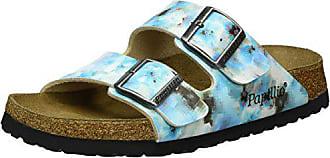 Birko Soft EU FemmeMulticolorePixel Papillio 13236 SoftfootbedMules Flor Blue Arizona eEIWDH9Y2