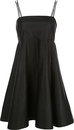 3.1 Phillip Lim spaghetti a-line dress - Black