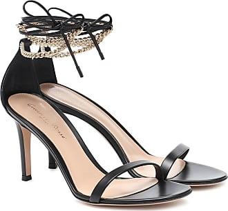 Gianvito Rossi Vitello 85 leather sandals
