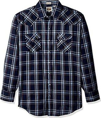 Color Mood New Classic Long Sleeve Plaid Men Shirt Slim Fit Mens Check Cotton Shirt 4XL