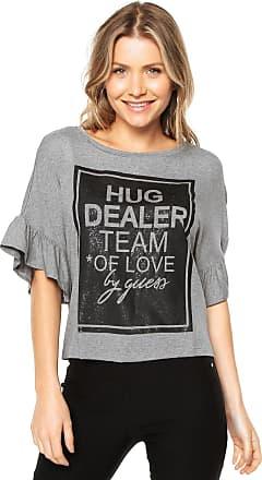 656adff5e Guess® Camisetas  Compre com até −68%
