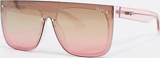 Quay Gafas de sol extragrandes en rosa Jaded de Quay Australia