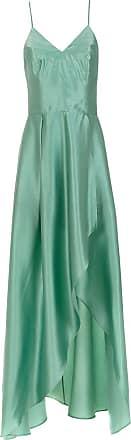 Tufi Duek Vestido longo de festa - Verde