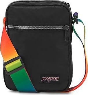 Jansport Weekender FX Mini Bag Messenger Bags - Rainbow Webbing
