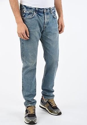 Edwin jeans straight fit lavaggio chiaro 18 cm taglia 33