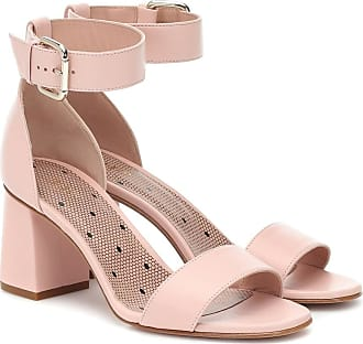 Red Valentino RED (V) leather sandals