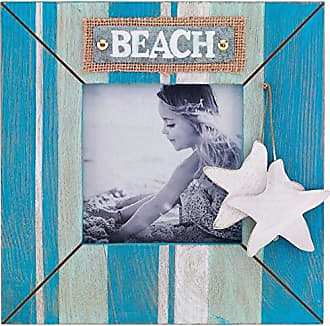 Lawrence Frames 5x5 Blue Wave Beach Picture Frame