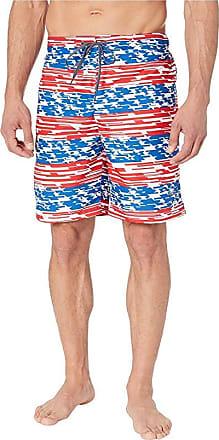 SPEEDO Speedo Americana Collection Print 18 Volley Swim Shorts