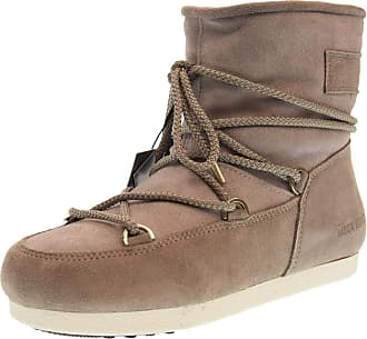 47edf05de532 Moon Boot Shoes Woman Boots F.Side Low Suede GL. 24200200 001 Size 38