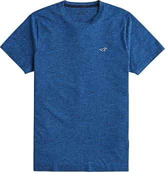 Hollister T-Shirt blau
