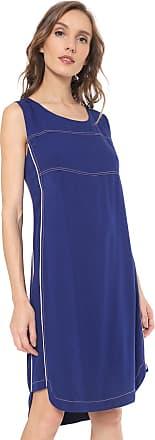Nem Vestido Nem Curto Denise Azul