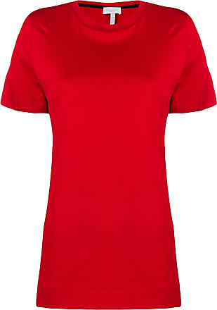 Escada Sport stretch crewneck T-shirt - Vermelho