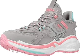 Buffalo Women Women Sports Shoes B.NCE S2 Grey 5.5 UK