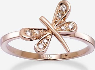 Gold&Roses TOMBO RING 53