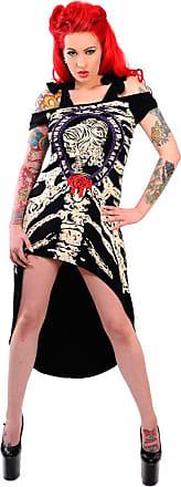 Banned Womens Dress - Black - XS
