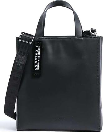Liebeskind Paperbag PaperbS Handtasche schwarz