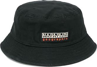 Napapijri Cappello bucket - Di colore nero