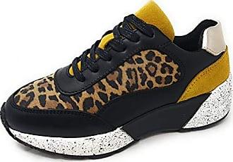 Bullboxer Sneakers Low Schwarz