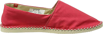 Havaianas Espadrilles Men/Women Origine II Ruby Red, Red, 42 EU (40 Brazilian)