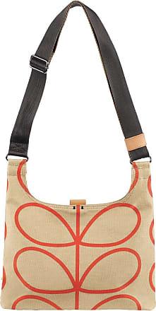 Orla Kiely Womens Mini Sling Messenger Cross Body Bag (Various Designs) (Multicolour Stem)
