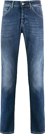 Dondup turn-up cuff jeans - Azul