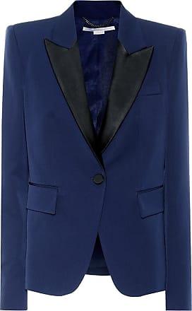 Stella McCartney Wool tuxedo blazer