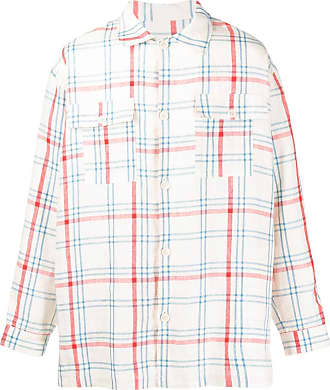 Henrik Vibskov Camicia Miami oversize - Color carne