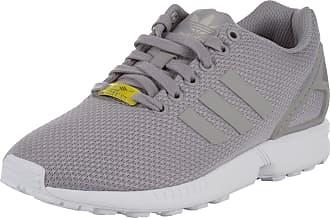 adidas Sneaker ZX Flux grau / gelb / weiß