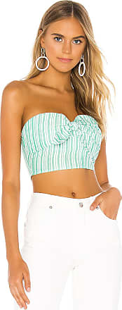 Privacy Please Marisol Crop Top in Green