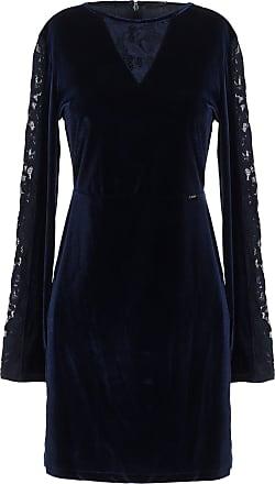 Guess Aisha SWTR Dress Robe, Noir (Jet Black A996 Jblk
