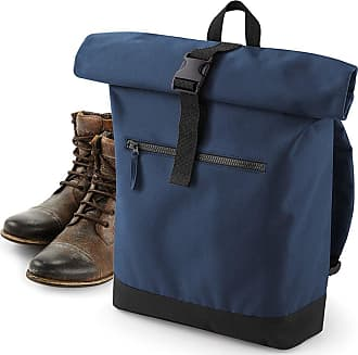 BagBase BG855=Bagbase Roll-Top Backpack Colour=French Navy Size=O/S
