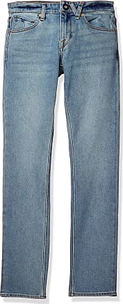 Volcom Vorta Jeans 30W x 32L Medium Dirty Blue