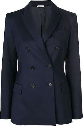 P.A.R.O.S.H. double-breasted blazer - Blue