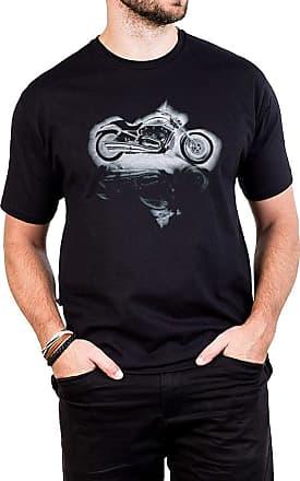 Bandalheira Camiseta Harley Davidson V Rod Gola Redonda